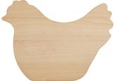 John Lewis Beech Wood Chicken Chopping Board