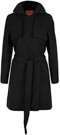 BRGN - Yr Coat New Black - xsmall