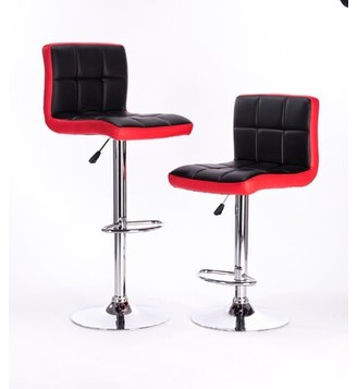 Attraction Design Home Adjustable Height Swivel Bar Stool Attraction Design Home