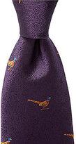 Daniel Cremieux Pheasant Traditional Silk Tie