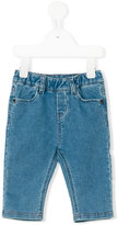 Little Marc Jacobs regular jeans - kids - Cotton/Polyester/Spandex/Elastane - 9 mth