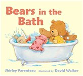 Candlewick Press Bears in the Bath