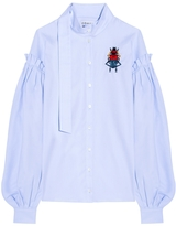 Osman Tia Embroidered Shirt