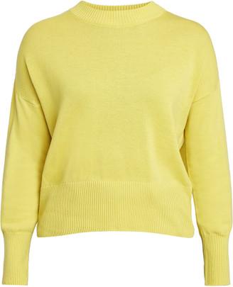 People Tree Charlotte jumpers - m | organic cotton | yellow - Yellow/Yellow