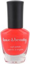 Love 21 Think Pink Nailpolish