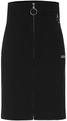 Off-White High-waisted skirt