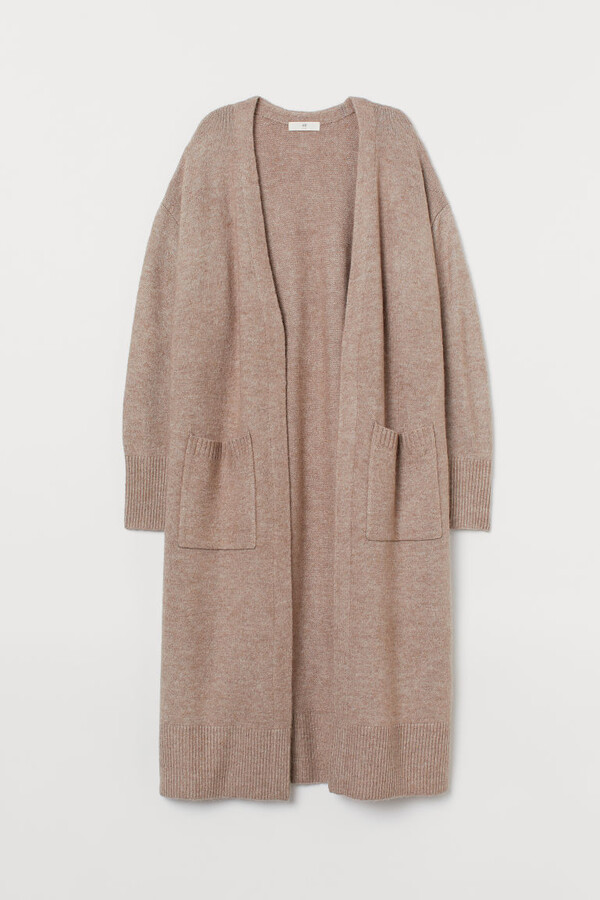 Thumbnail for your product : H&M Long cardigan