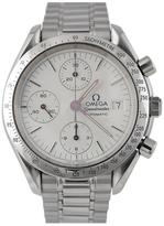 OMEGA Omega Preowned Speedmaster Date White Dial Ref: 3511.2 Mens Watch