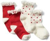 Gap Lace-trim socks (2-pack)