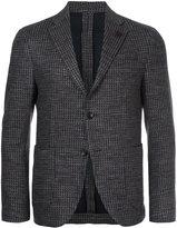 Lardini two-button tweed blazer - men - Cotton/Linen/Flax/Polyester/Wool - 44