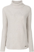 Woolrich ribbed turtleneck sweater