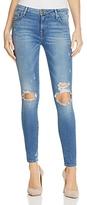 True Religion Halle Super Skinny Jeans in Blue Love