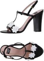 Moschino Sandals - Item 11284454