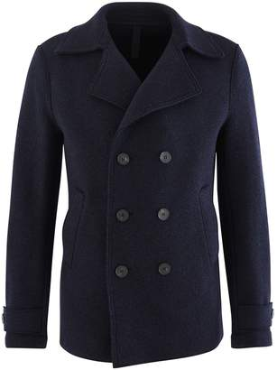 Harris Wharf London Short double breasted coat