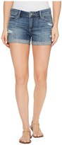 Paige Jimmy Jimmy Shorts with Raw Hem in Alta Destructed Women's Shorts