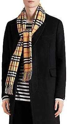 Burberry Women's Vintage Check Cashmere