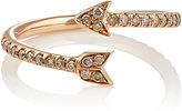 Finn Women's White Diamond Arrow Ring
