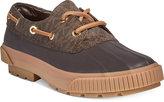 MICHAEL Michael Kors Hyde Lace-Up Boat Shoes