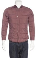 Brunello Cucinelli Quilted Utility Jacket