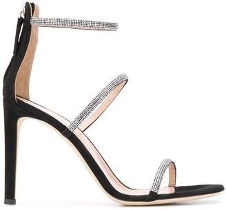 Giuseppe Zanotti crystal embellished sandals