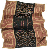 One Kings Lane Vintage African Kuba Cloth