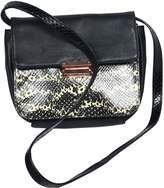 Club Monaco Leather crossbody bag