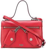 Moschino pocket detail shoulder bag