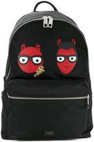 Dolce & Gabbana Stylist Patch backpack