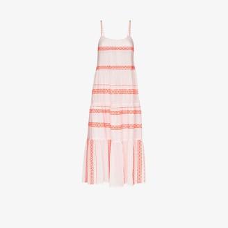 Lemlem Jemari embroidered maxi dress