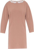 Paul & Joe Tunic Dress With Sequin Collar