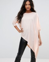 AX Paris Asymmetric Top