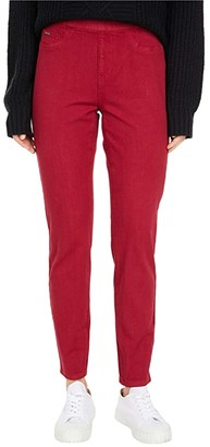 FDJ French Dressing Jeans Solid Cool Twill Pull-On in Ruby (Ruby) Women's Jeans