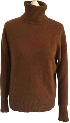 Theory Brown Cashmere Knitwear for Women