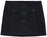 Finger In The Nose Faye Suede Skirt