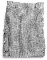 Michael Kors Button-Up Neck Warmer