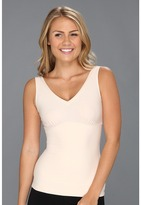 Spanx Spoil Me Cotton Tank (Shell) - Apparel