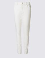 Twiggy Side Plait Skinny Leg Jeans