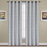Asstd National Brand Oakland Woven Grommet-Top Curtain Panel