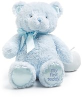 Baby Gund Infant 'My First Teddy' Stuffed Bear