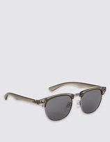 Marks and Spencer Kids' Metal Frame Sunglasses (Older Boys)
