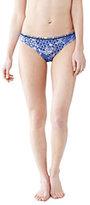 Classic Women's Beach Club Low Waist Bikini Bottoms-Coral Bliss