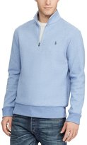 Polo Ralph Lauren Double-Knit Half-Zip Pullover