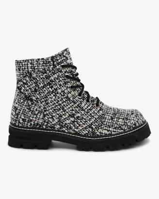 Montelliana Claudine Tweed Boot