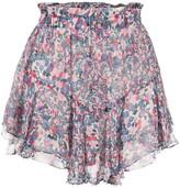 Isabel Marant Ornela floral shorts