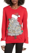 Ten Sixty Sherman Women's Christmas Tree Sweater