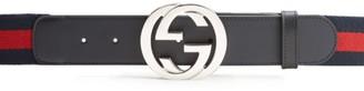 Gucci Interlocking GG Belt