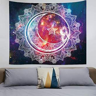 Bapple Psychedelic Tapestry Wall Hanging