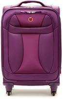 """Swiss Gear SwissGear Neo Lite 20"""" Pilot Spinner Suitcase"""