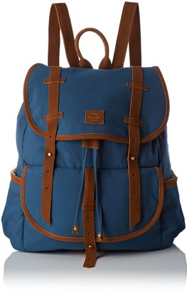 Mila Louise Women's 23882-53 Backpack Handbag Blue Bleu (Topaze)