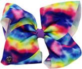 Impulse JoJo Siwa Large Signature Hair Bow Tie-Dye Rainbow